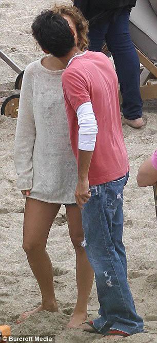 Джей Ло с мужем Марком Энтони