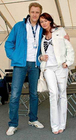 Сергей с женой Полиной ждут появления нового малыша