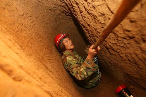 Даже в жару температура в подземном жилище не поднимается выше 20 градусов
