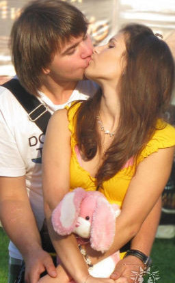 Отношения Миши и Юли продолжали почти три года