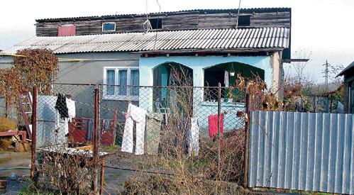 Дом, приобретенный Этеллой Карловной, на её «кровные»
