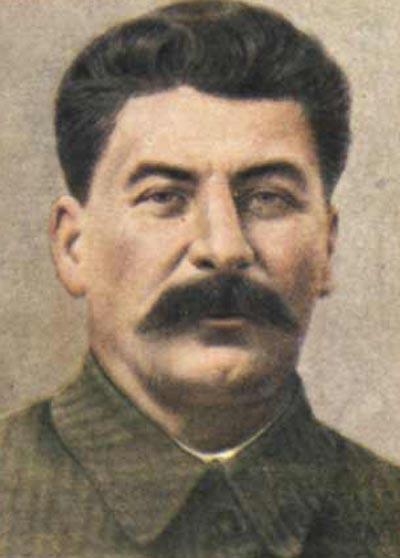 Сталин – выдающаяся личность?