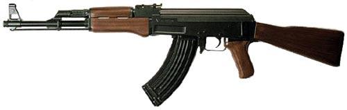 АК-47, классический вид. Фото: wikimedia.org