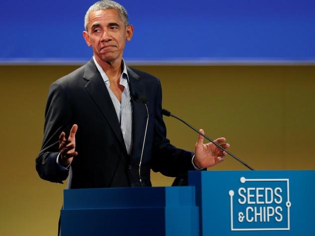 Барак Обама купил особняк вВашингтоне за8 млн. долларов