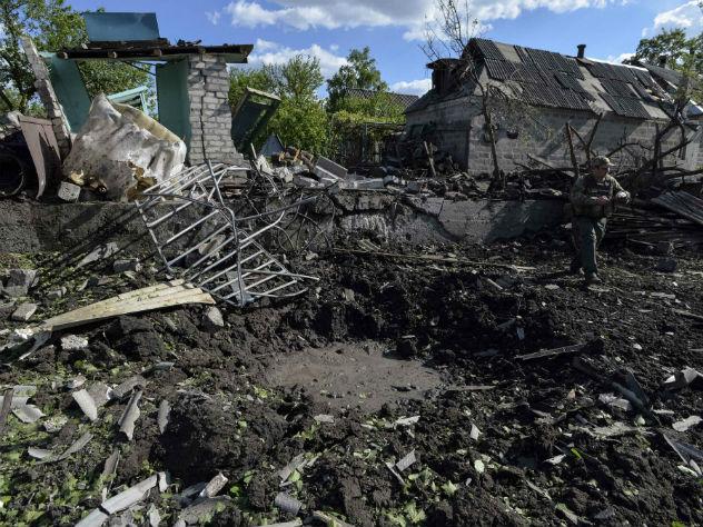 Съезд США планирует оказать военную помощь Украине для противоборства сРоссией