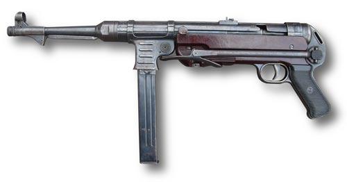MP-40: продвинутая версия немецкого убийцы. Фото: wikimedia.org