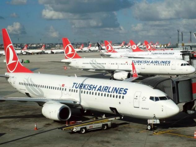 Русские туристы вТурции убежали снеисправного самолета