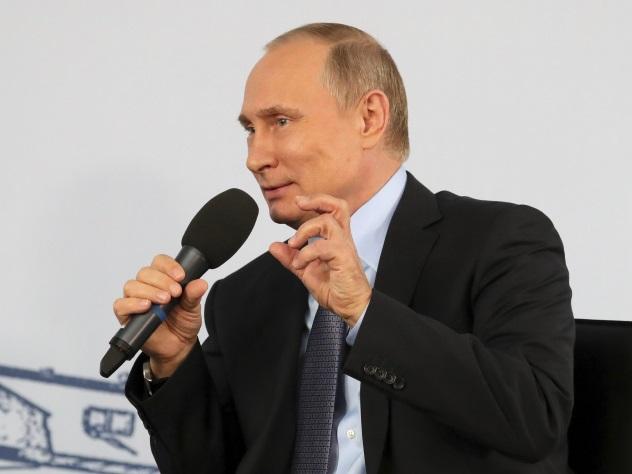 Озвучена стоимость автомашины Путина
