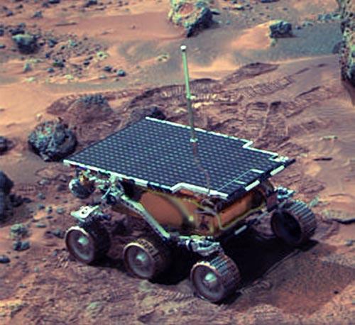 Марсоход Curiosity празднует пятую годовщину миссии наМарсе