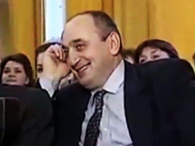 Кадр телепередачи канала ТВЦ