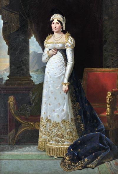 Мать Наполеона. Худ. – Р. Лефевр