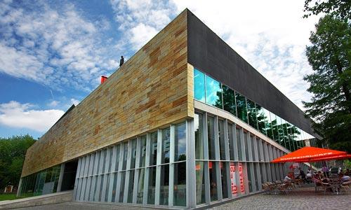 Музей Kunsthal. Фото: Wikimedia