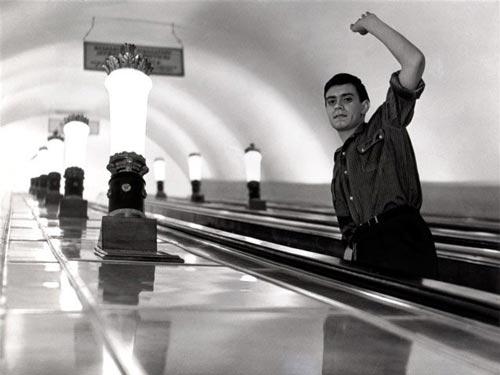 Фильм «Я шагаю по Москве», 1963