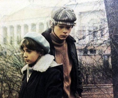 Кадр из фильма «А вам и не снилось»