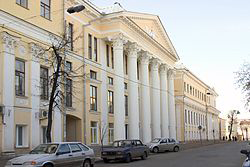 Казанская первая императорская гимназия, открытая в 1758 году