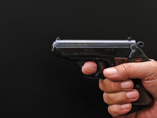 В столице вупор расстреляли гражданина Азербайджана— Заказное убийство