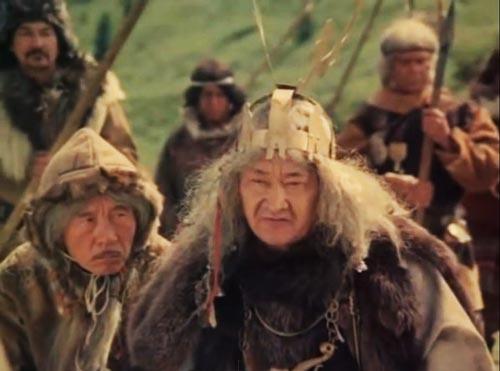 Кадр из фильма «Золотая баба»