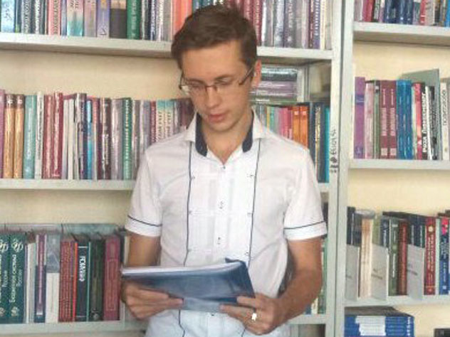 День города в библиотеке Ставропольского филиала РАНХиГС