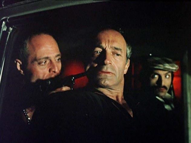 Кадр из фильма «Воры в законе»
