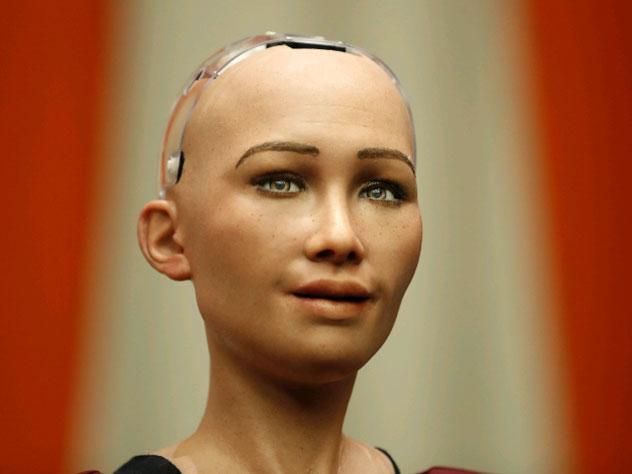 Саудовская Аравия выдала первое в мире гражданство для робота