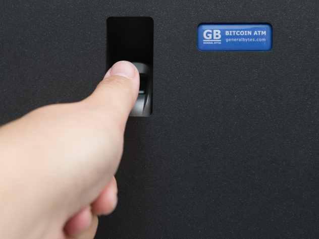 ВКазани установлен автомат для обмена руб. набиткоины