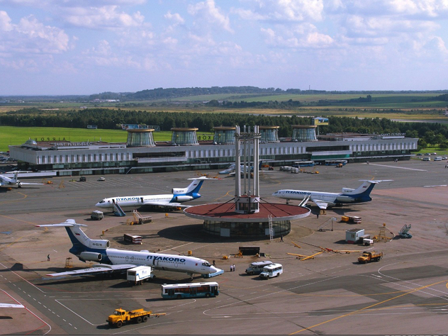 Ваэропортах «Шереметьево» и«Пулково» усилены меры безопасности