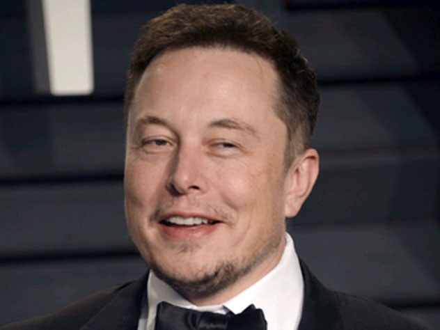 Илон Маск сумел заработать наголовных уборах $300 тыс.