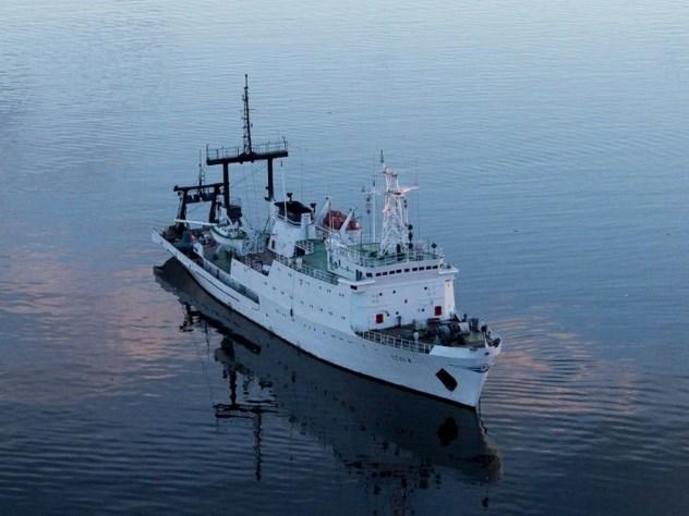ВЯпонском море загорелось судно сроссийскими моряками