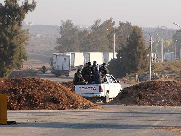 Сирийский Дейр-эз-Зор на100% освобожден от«Исламского государства»