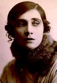 Алиса Коонен. Источник: wikimedia.org