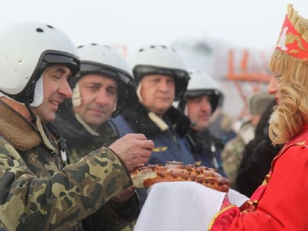 Русские бомбардировщики вернулись изСирии вКалужскую область