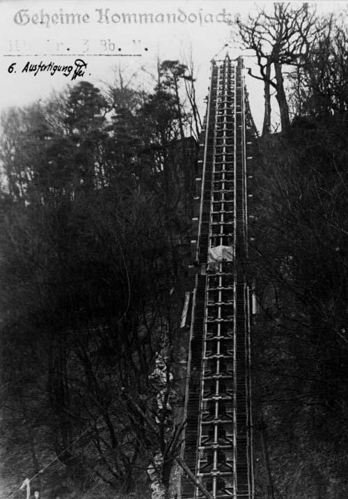 V-3. Снимок сделан, по-видимому, на полигоне острова Wolin, автор неизвестен. Немецкий федеральный архив. Фото: wikimedia.org