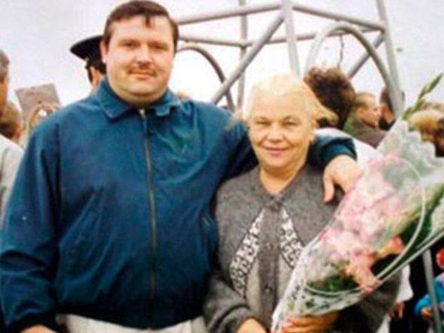 ВТвери отинфаркта погибла мать Михаила Круга