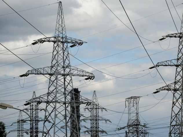 В Крыму начались масштабные перебои с электричеством