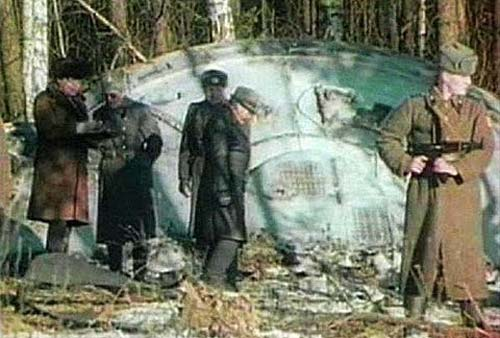 Капустин Яр. Советские спецслужбы в поиске следов инопланетян. Кадр YouTube