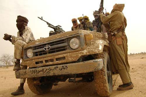 Начальник штаба вооруженных сил Чада заявил, что лучше иметь хорошую «Тойоту», чем танк Т-55. wikipedia