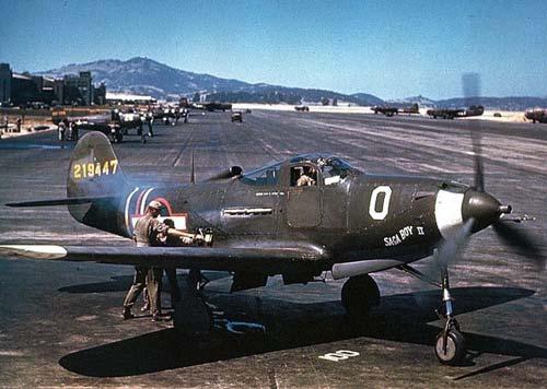 На американских «аэрокобрах» летали многие советские летчики-асы. Источник: wikimedia.org