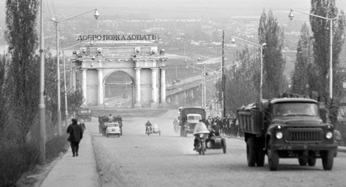Новочеркасск в 60-е. Источник: Кузьмин Олег / Фотохроника ТАСС