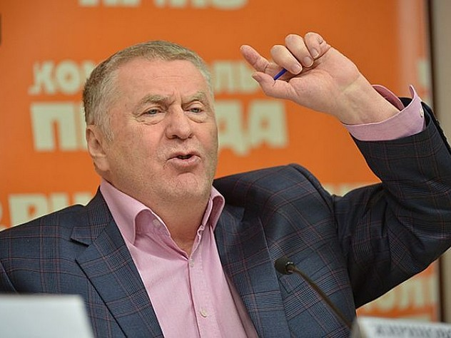 Жириновский назвал Порошенко шизофреником