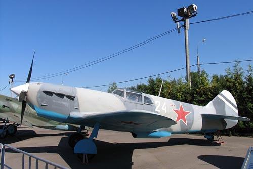 Истребитель ЛаГГ-3. Фото: wikipedia.org