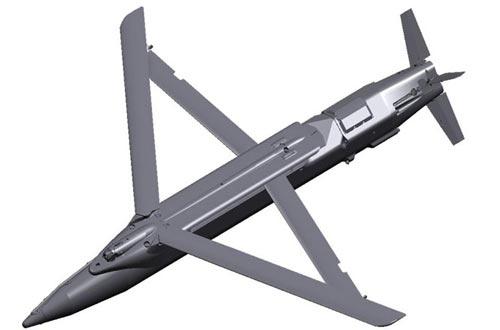 Американская планирующая бомба Boeing GBU-39. Источник: wikipedia.org