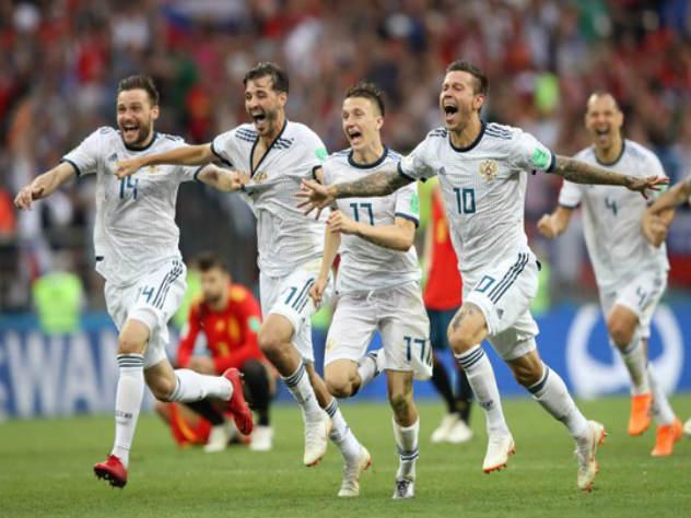 Аааааа!!!!!! Россия, что ты делаешь?!! Исторический матч с Испанией закончился со счетом 4:3