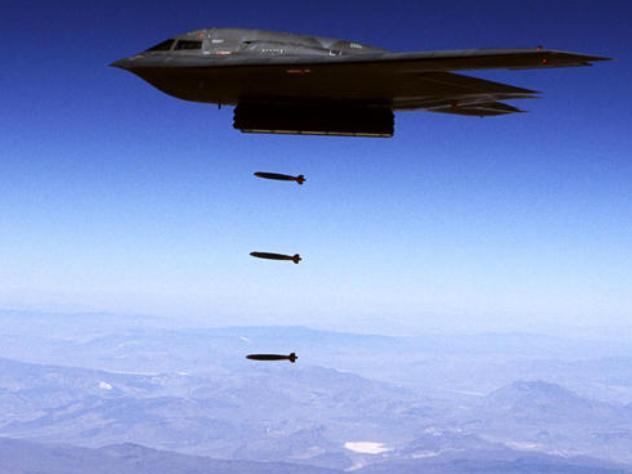 Американцы испытали новую ядерную бомбу