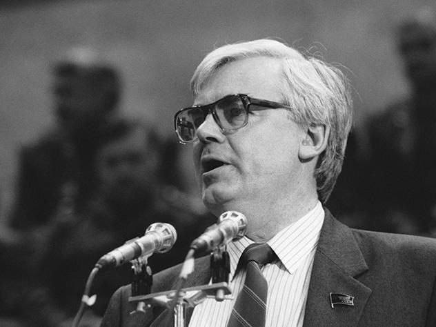 Скончался бывший глава Гостелерадио СССР Леонид Кравченко