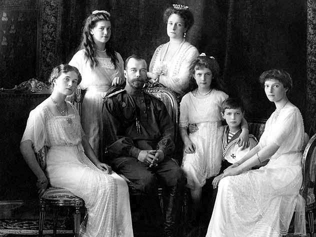 Останки Николая II и его семьи — подлинные