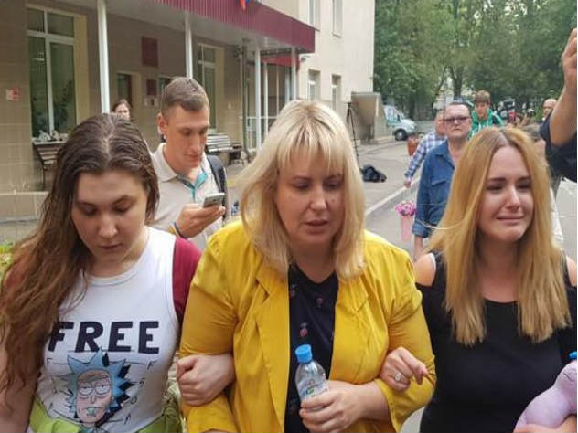 Анна Павликова под домашним арестом