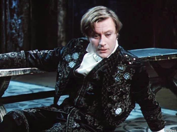 Кадр из фильма-спектакля «Безумный день, или Женитьба Фигаро», 1976 г.