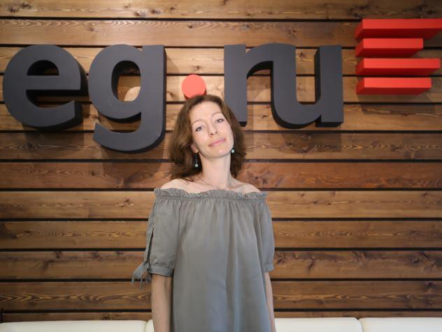 Доула Анна Сарычева в редакции EG.RU