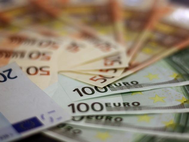 Рост доллара и евро