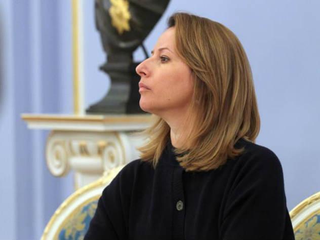 Наталья Тимакова работает в ВЭБе